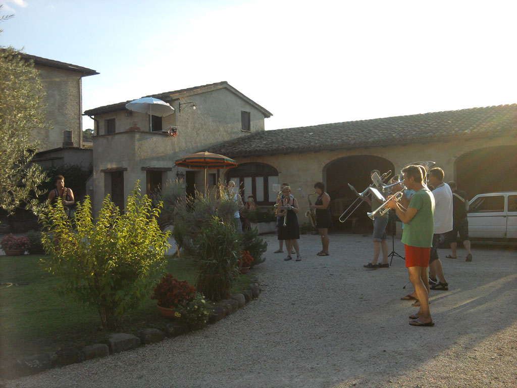 Tour 2012 – Italië