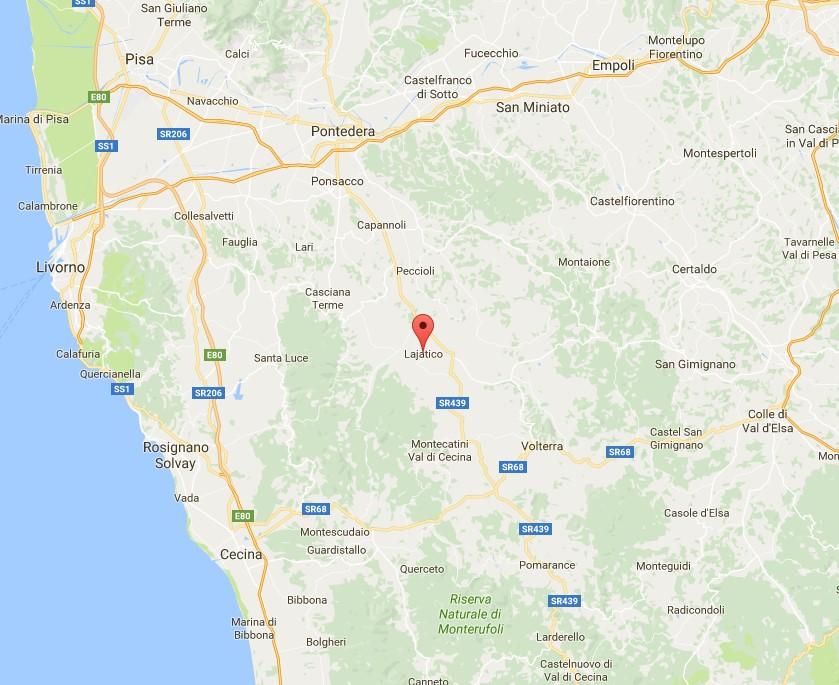 TOOStour 2017: Toscane